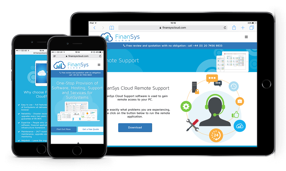 FinanSysCloudSite-responsive